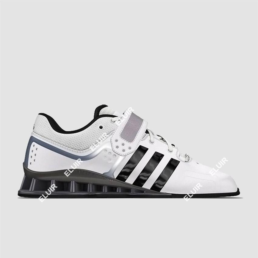 Adidas adiPower 2014 Weightlifting Shoes - White