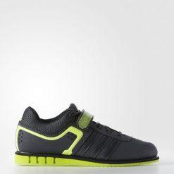 Mens-Adidas-Powerlift-2-Dark-Grey-Solar-Yellow-Black-Training-Shoe-K-0705-500x612